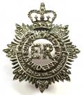 Royal Corps of Transport Silver & Marcasite Sweetheart Brooch.