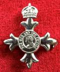 Most Excellent Order of the British Empire Miniature Brooch.