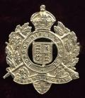 WWII The 5th Battalion London Rifle Brigade Silver Sweetheart Brooch.