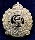 WW1 Royal Engineers Regimental Silver Sweetheart Brooch by Thomas Lynton Mott.