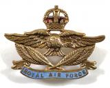 Royal Air Force officer style RAF sweetheart brooch c1918