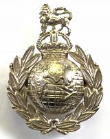 Royal Marines silver regimental sweetheart brooch