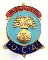 Honourable Artillery Company Corps of Drums OCA badge