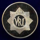 The Royal Canadian Regiment 1916 RCR antique silver sweetheart brooch